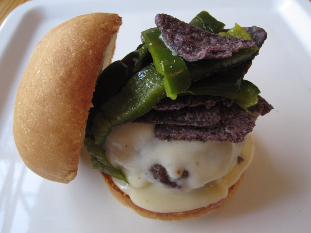 Bobby Flay's Award-Winning Santa Fe Burger Recipe 2010-10-13 12:06:02