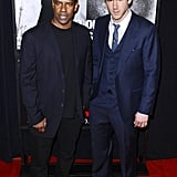 Ryan Reynolds and Denzel Washington premiered in NYC.