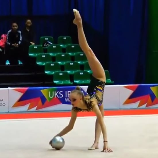Rhythmic Gymnastics Routine to Whitney Houston Video