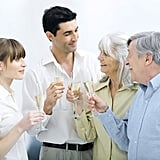 """5. Your relationship with your in-laws is a marathon, not a sprint. For better or worse, your husband's parents are in your life for the long haul. Your mother-in-law may drive you crazy with unsolicited decorating advice (""""Sweetie, I just found the perfect drapes for you!""""), but know that you don't have to take that advice. The key is gentle management: """"Thank you so much! I'd love to consider them."""" Combine love and appreciation with clear-cut boundaries and you're on your way to a healthy long-term relationship. Read the rest of the story: 10 Things You Should Know About the First Year of Marriage"""