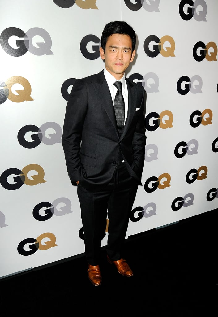 Black Suit Brown Shoes What Color Tie