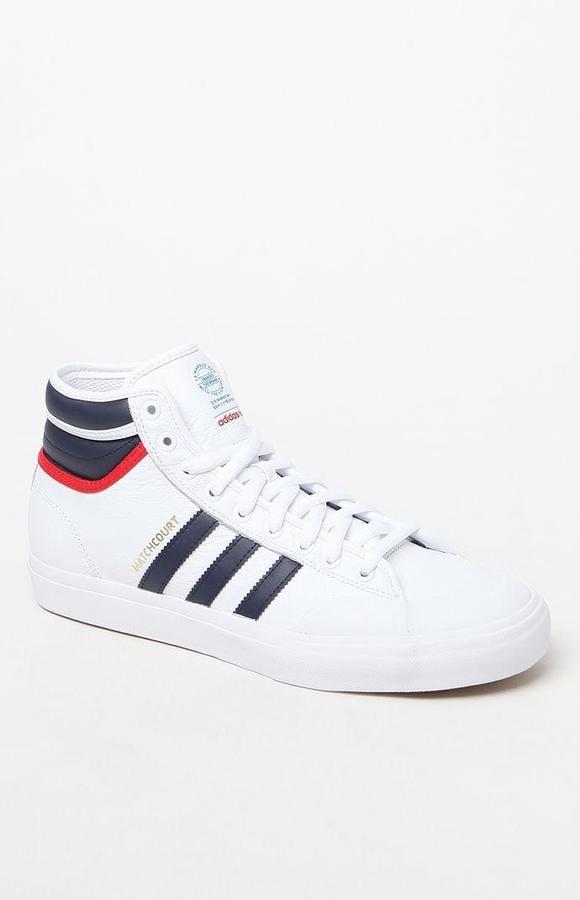 Adidas Matchcourt Baskets Haute Rx2 p2g3IKaS