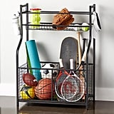 Heavy-Duty Sports Storage Rack