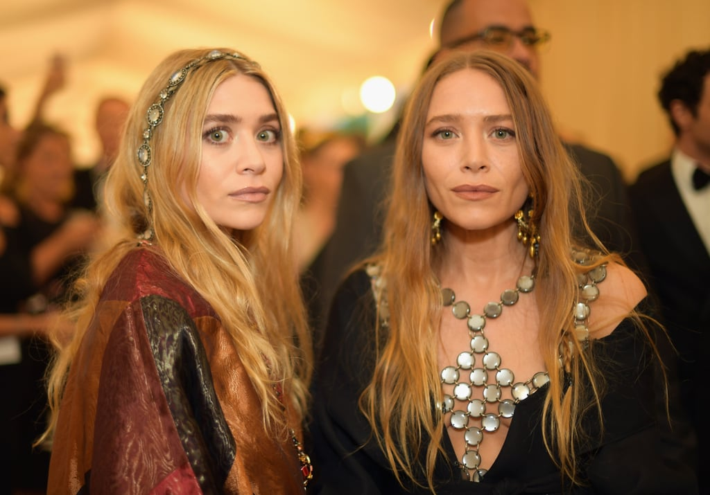 mary kate and ashley olsen dresses at met gala 2018