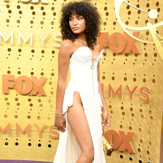 Indya Moore Is Louis Vuitton's New Muse in Her Emmys Dress