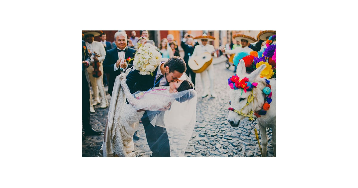 10 Wedding Traditions From Around The World One: Mexico: Madrinas And Padrinos