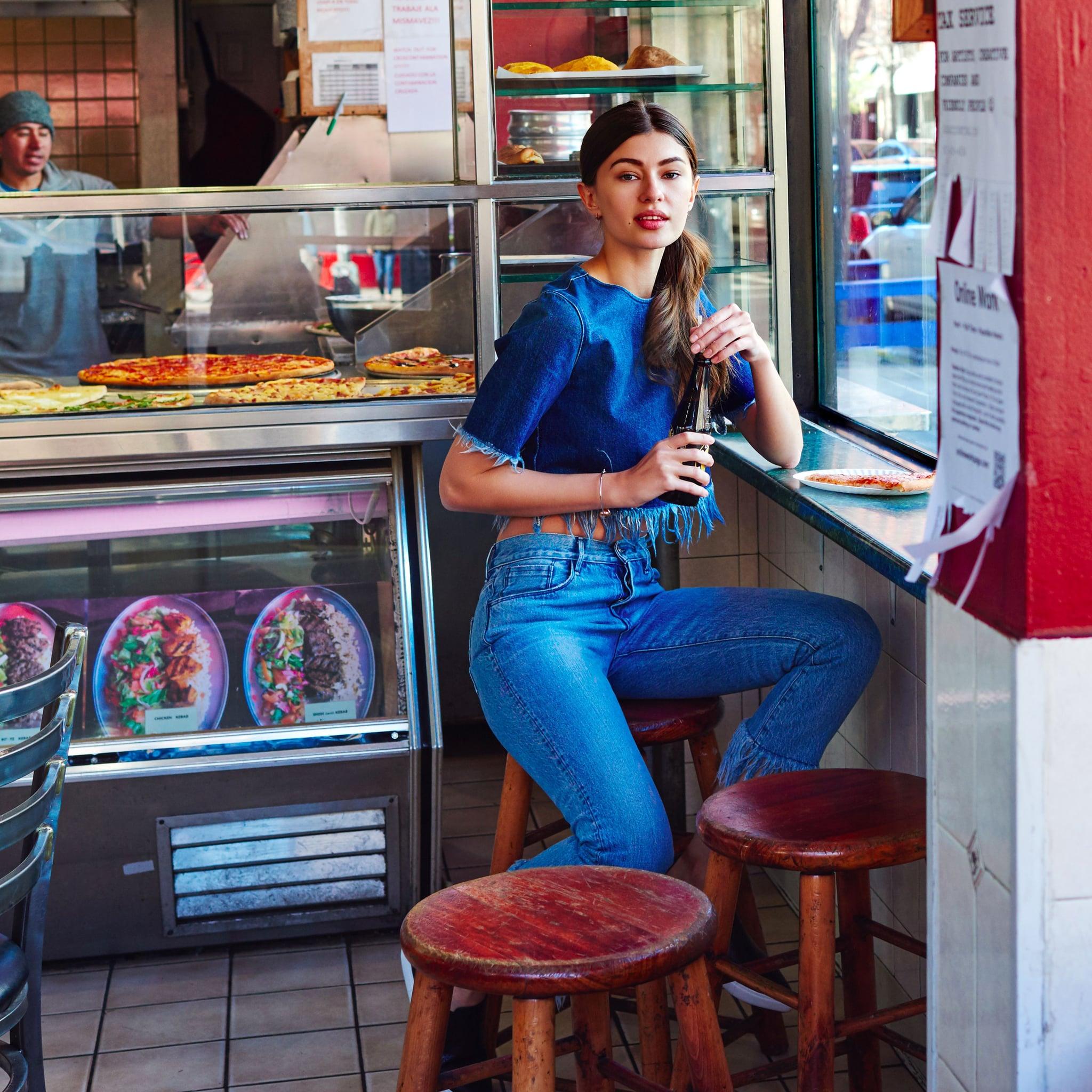best jeans for short girls   popsugar fashion