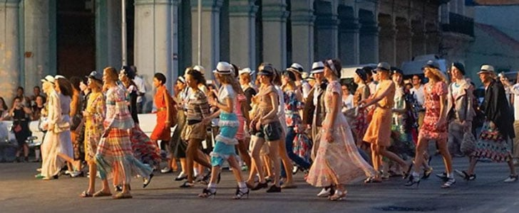 Chanel  Collection in Cuba