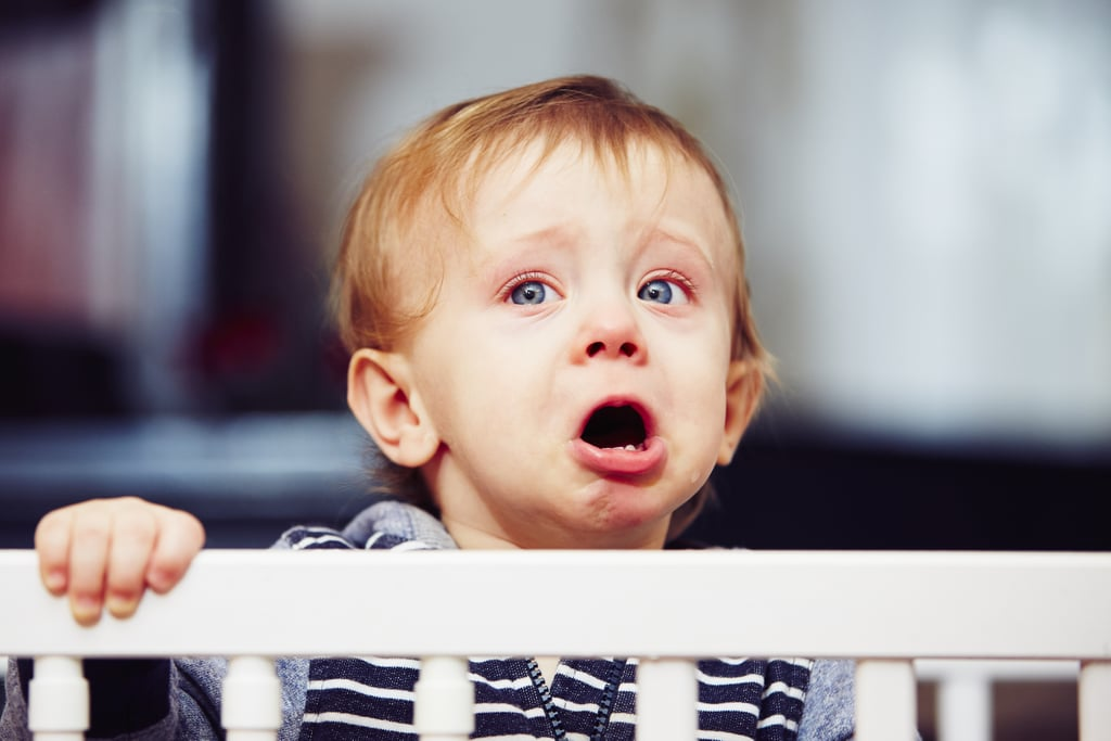 Stages of a Toddler Time-Out