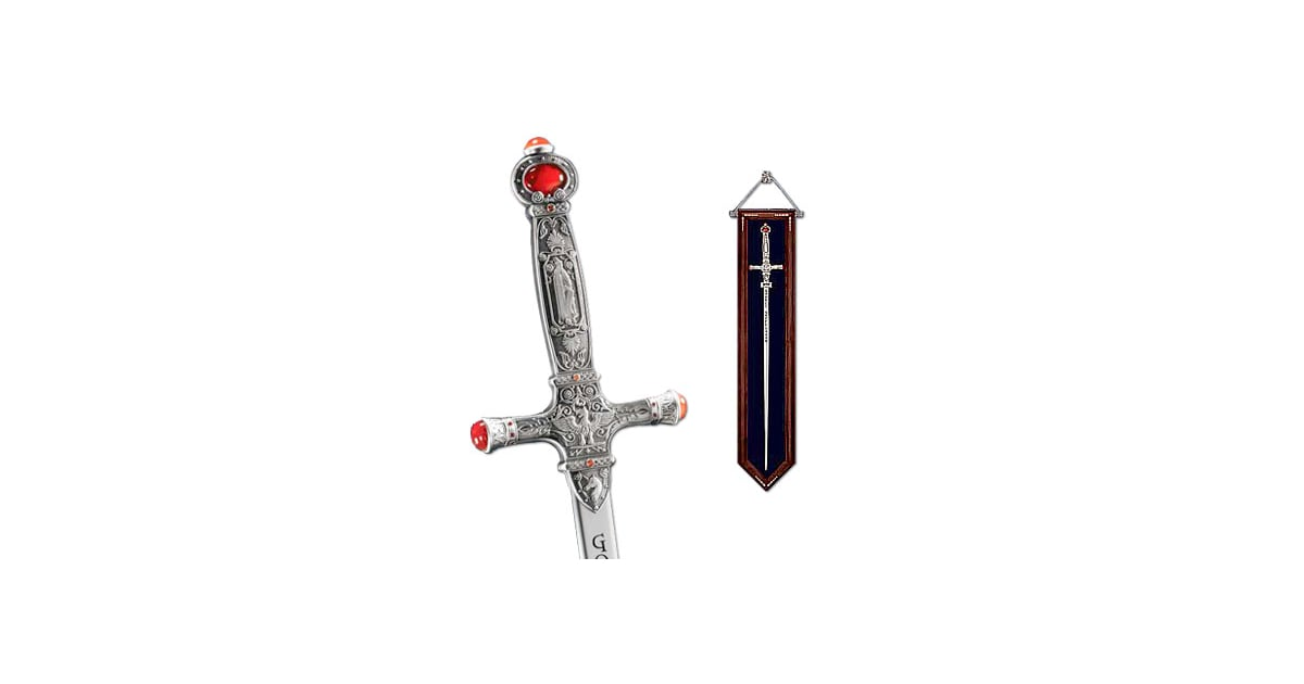Godric Gryffindor Sword ($196) | Pop Culture Gifts 2015 ...