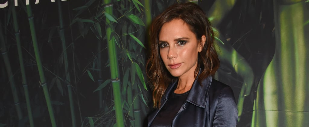 Victoria Beckham Just Wore Every Lazy Girl's Dream Outfit
