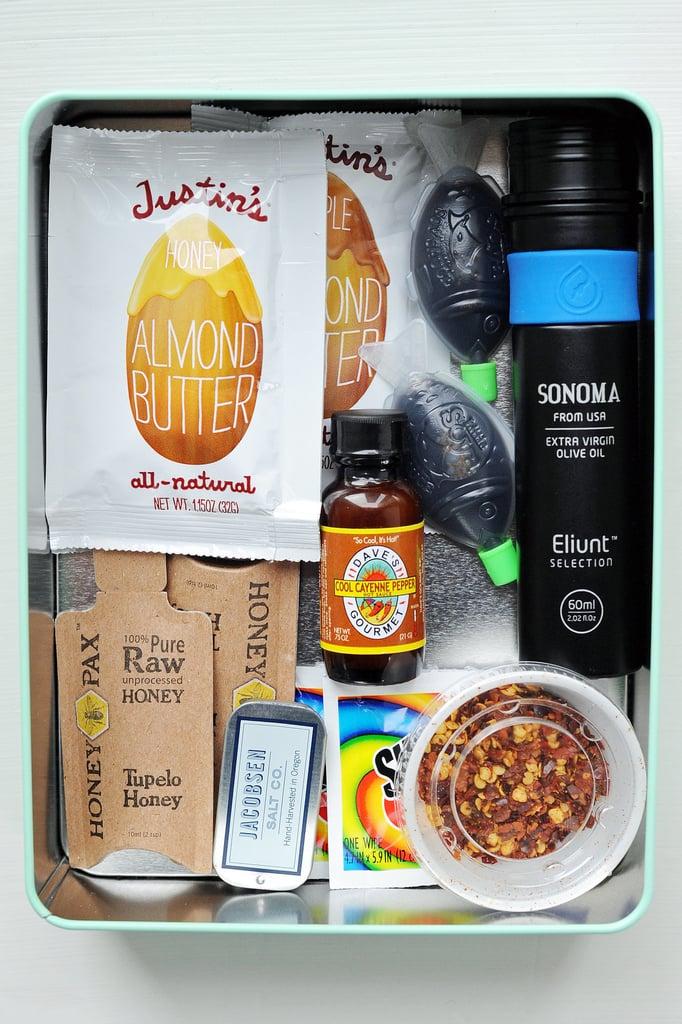 Brown-Bag Lunch Hacks