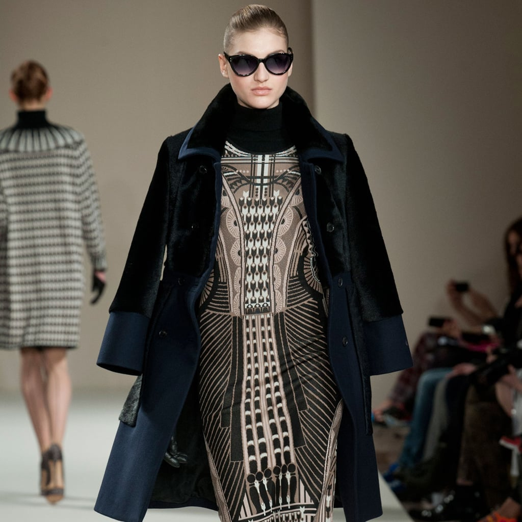 Temperley London Runway | Fashion Week Fall 2013 Photos