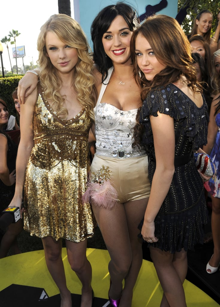 2008: Taylor Swift Interviewed Miley Cyrus and Katy Perry