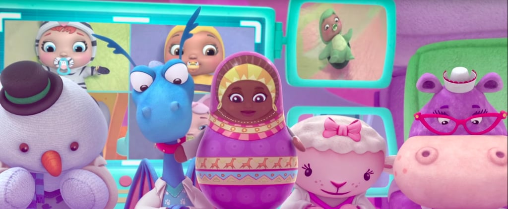"Exclusive! Doc McStuffins to Introduce the Concept of Babies ""Being Born"""