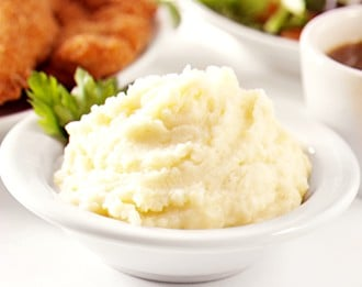 Classic Side: Buttermilk Mashed Potatoes
