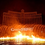 Game of Thrones Fountain Show Las Vegas 2019 Video