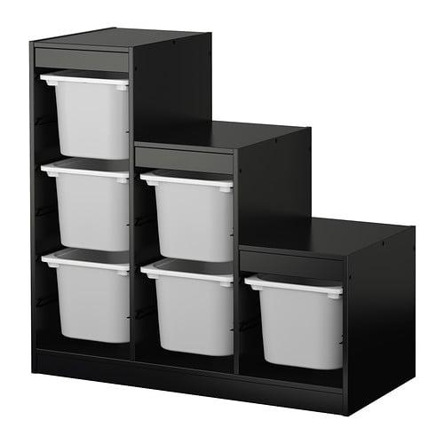ikea toy storage popsugar home. Black Bedroom Furniture Sets. Home Design Ideas