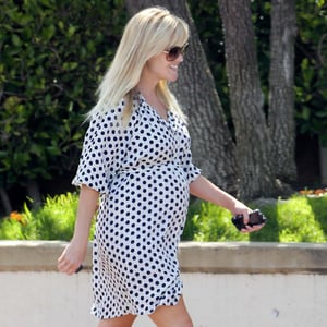 Reese Witherspoon Polka Dot Dress Style