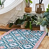 Luz Reversible Indoor/Outdoor Mat