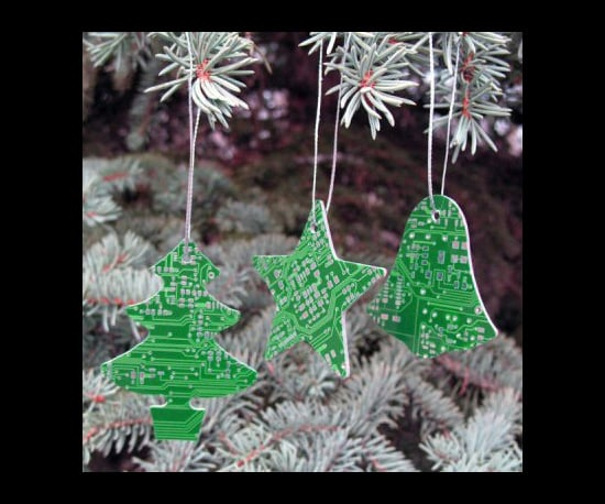 Holiday Ornaments ($20)