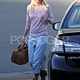 Kate Bosworth Grabs Lunch With a New Guy