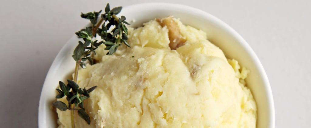 Tyler Florence's Mashed Potatoes Recipe