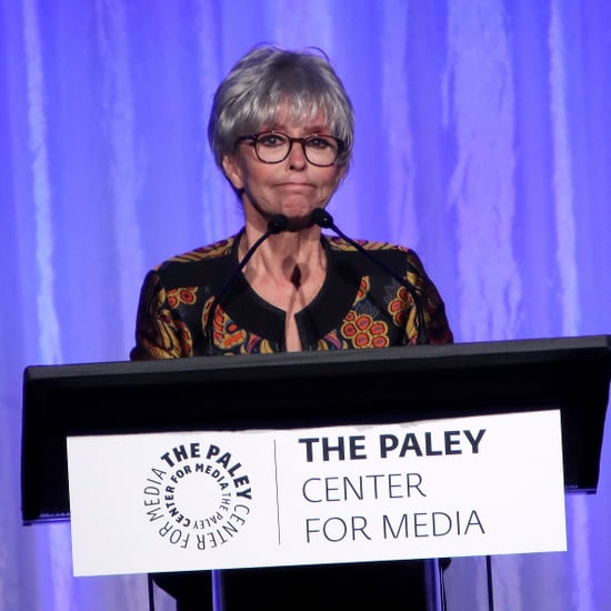 Rita Moreno Accuses Studio Head of Sexual Harassment