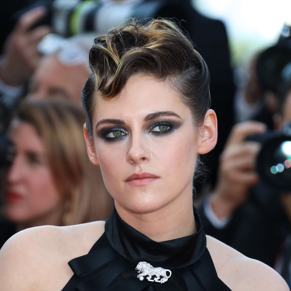 2e28d79e58b Kristen Stewart Brings Back the Rat-Tail