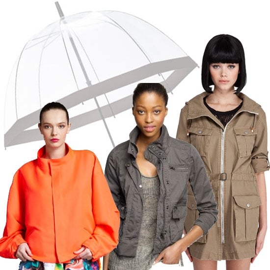 Best Light Rain Jackets for Spring and Summer 2011