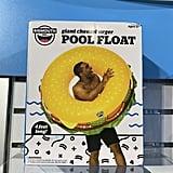 BigMouth Inc. Giant Cheeseburger Pool Float