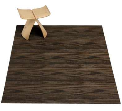 Steal of the Day: Chilewich Woodgrain Floormat
