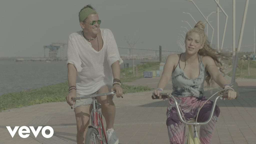 """La Bicicleta"" by Carlos Vives and Shakira"