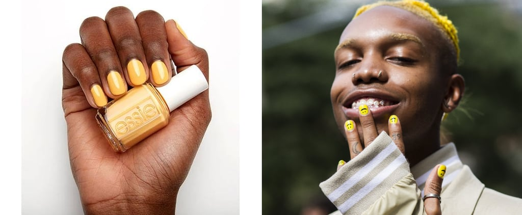 """Dandelion"" Yellow Nail Polish Colour Trend to Try in Spring"