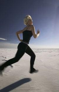 Hard Aerobic Workouts Increase Brain Function