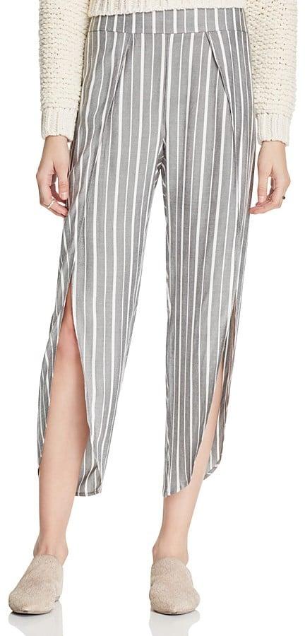 Free People Rosemary Slit Pants ($118)