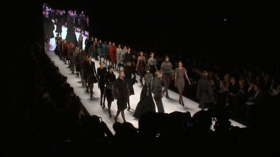 New York Fashion Week Fall 2011: Carolina Herrera Runway