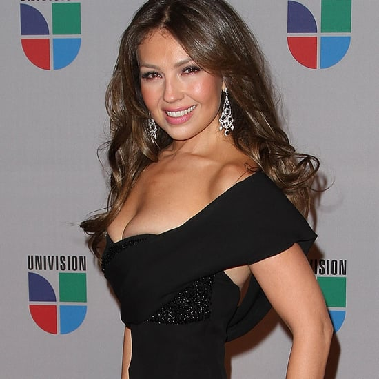 Thalia's Sexiest Dresses
