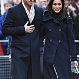 Kate Middleton and Meghan Markle's First Royal Engagements