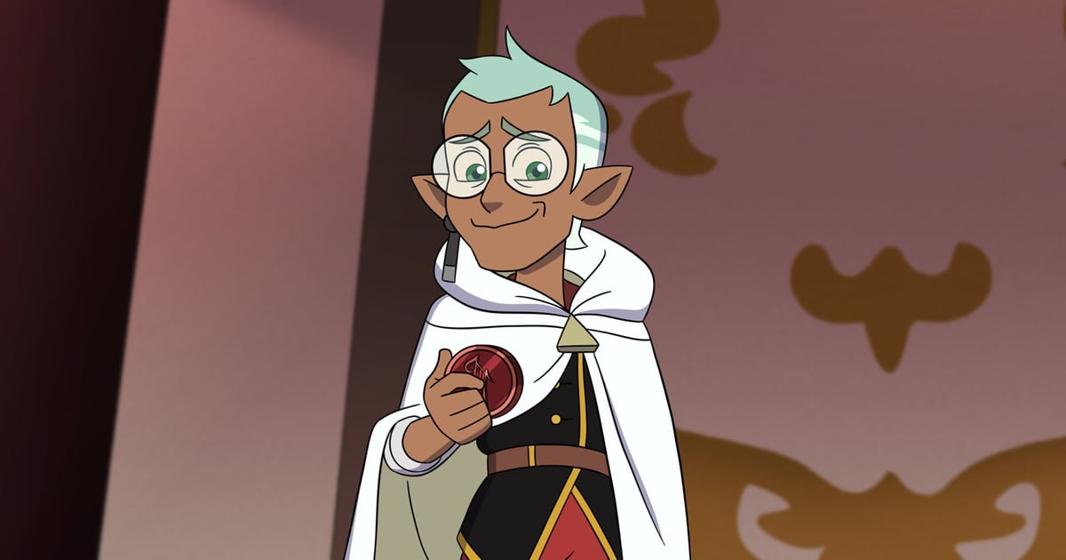 """Meet Disney's First Nonbinary Character: The Badass """"Head Witch"""" in The Owl House.jpg"""