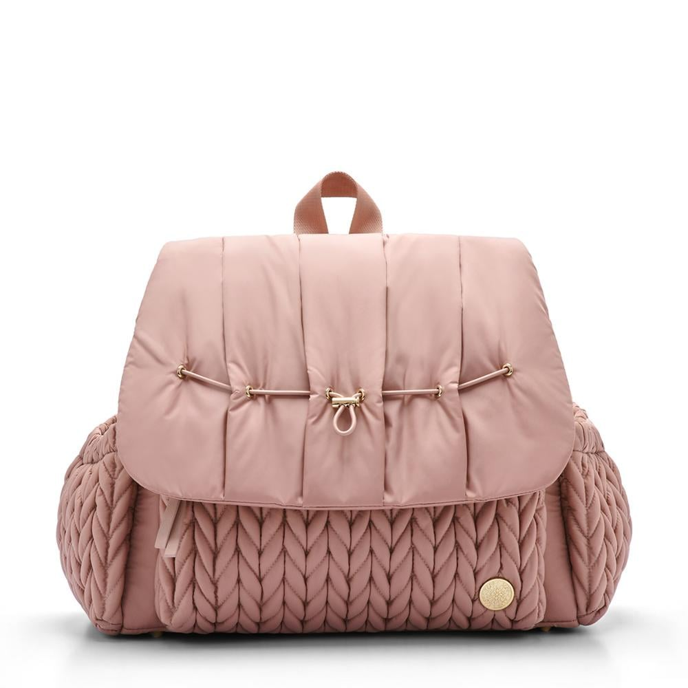 Levy Backpack in Dusty Rose
