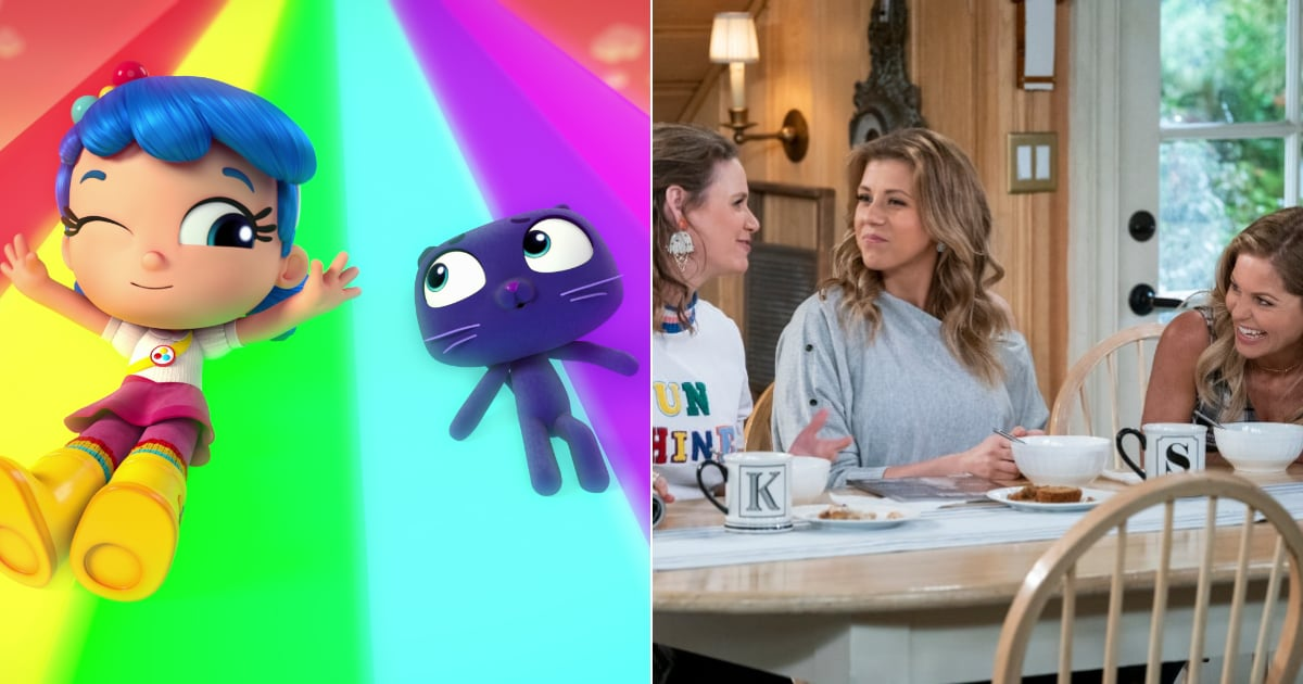 The Final Season of Fuller House and All the Other New Netflix Shows For Your Kids in 2020