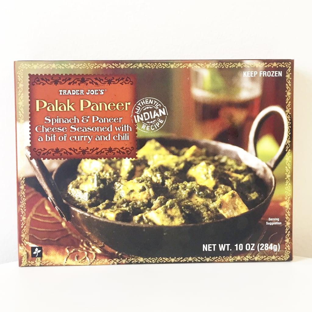 Trader Joe's Palak Paneer ($3)