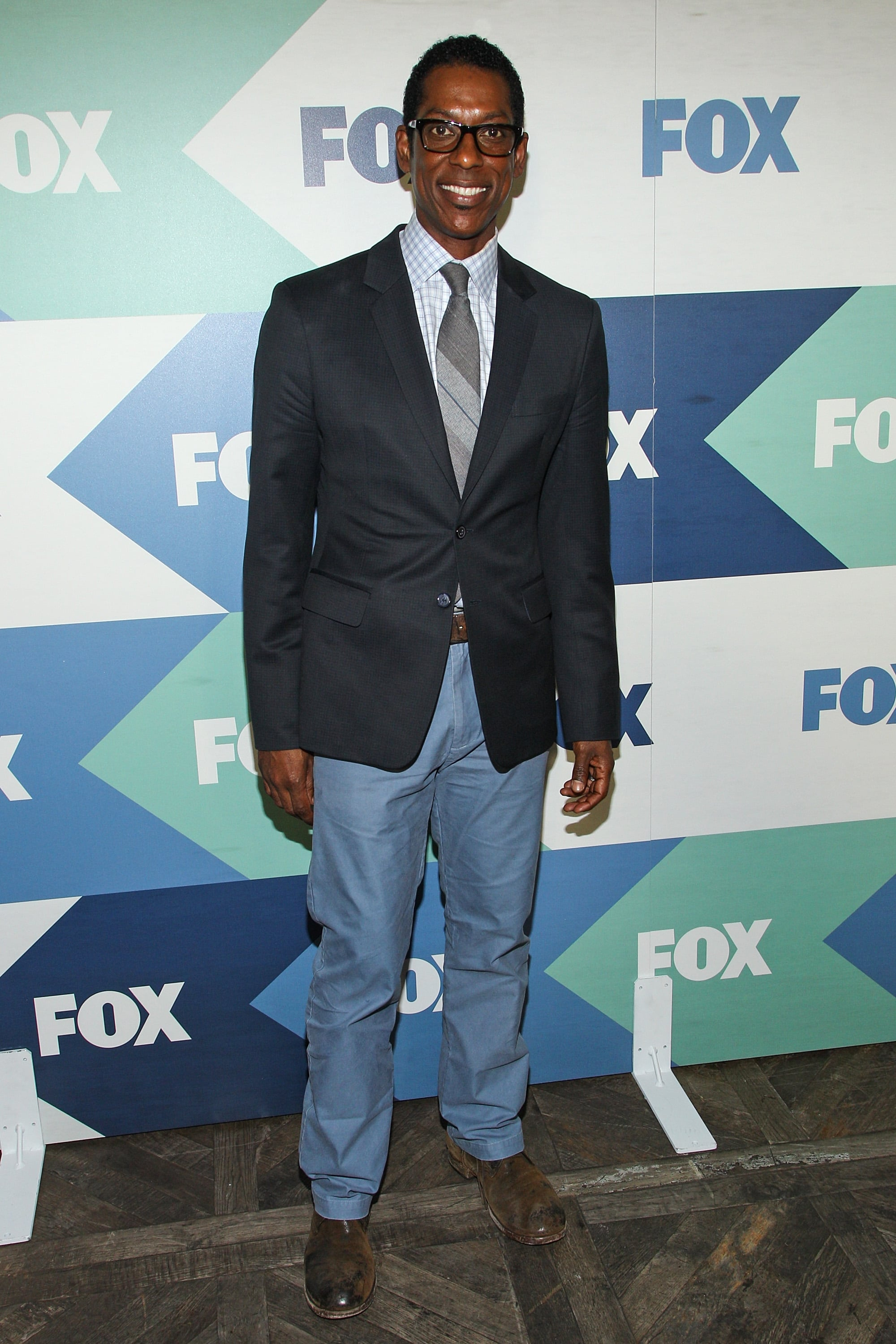 Orlando Jones showed up at the Fox All-Star Party in LA.