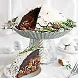 Chocolate Pfeffernüsse Biscuit Cake