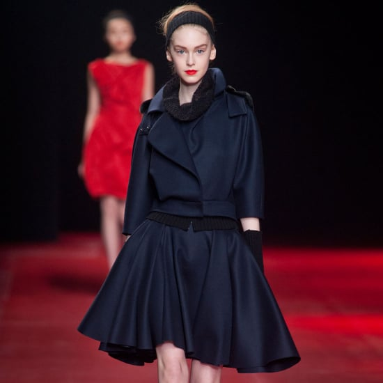 Nina Ricci Runway | Fashion Week Fall 2013 Photos