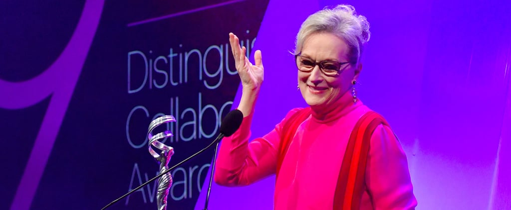Overrated Actress Meryl Streep Gets Another Award, Continues to Prove the President Is a Joke
