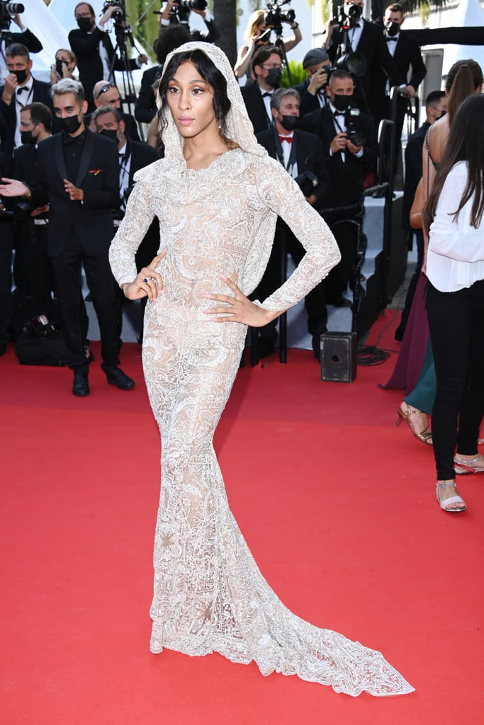 See Photos of Mj Rodriguez in Etro at the 2021 Cannes Film Festival