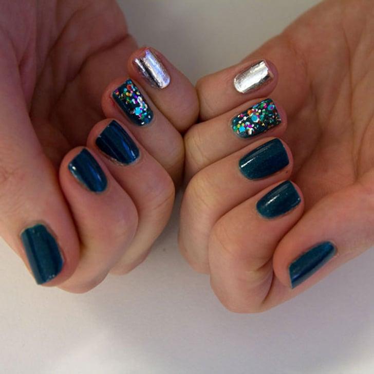 Amazing Shine Nail Art Kit Review: DIY Manicure + Review: Kit Cosmetics Futuristic Fever