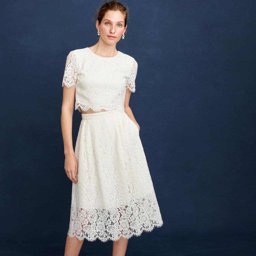 J. Crew Wedding Dresses Discontinued | POPSUGAR Fashion